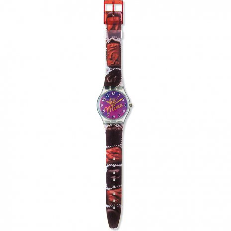Swatch Be Mine watch
