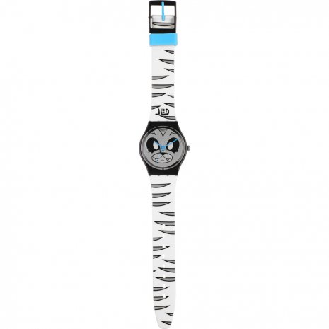 Swatch Bengali Standard (Kidrobot) watch