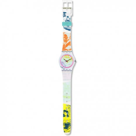 Swatch Betty Lou watch