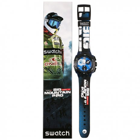 Swatch Big Mountain Pro 2009 watch