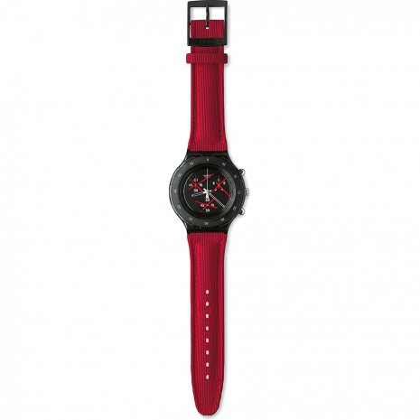 Swatch Big Red watch