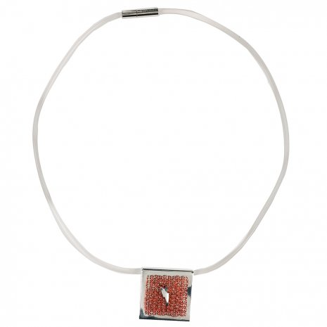 Swatch Bijoux Curled Red Pendent Pendent