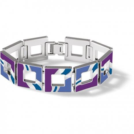 Swatch Bijoux Hot Batik Purple Bracelet Bracelet