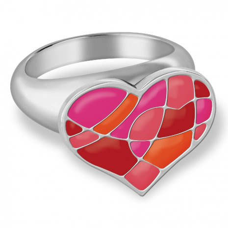 Swatch Bijoux Puzzle My Heart Ring Ring