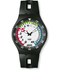 SUGB104 Black Anguilla 47mm