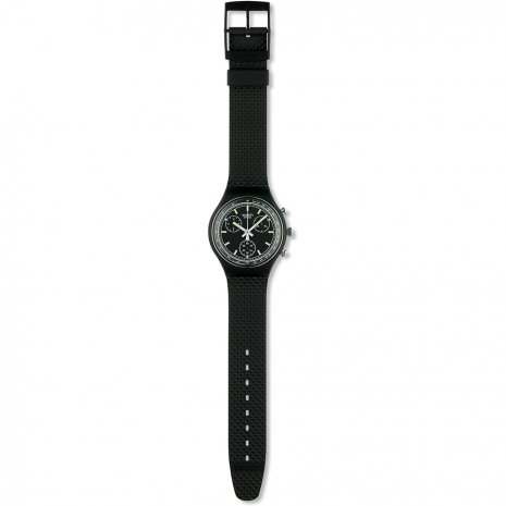 Swatch Black Friday watch