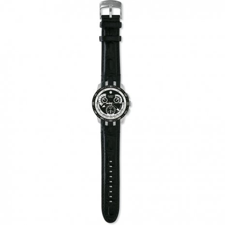 Swatch Black Haze watch