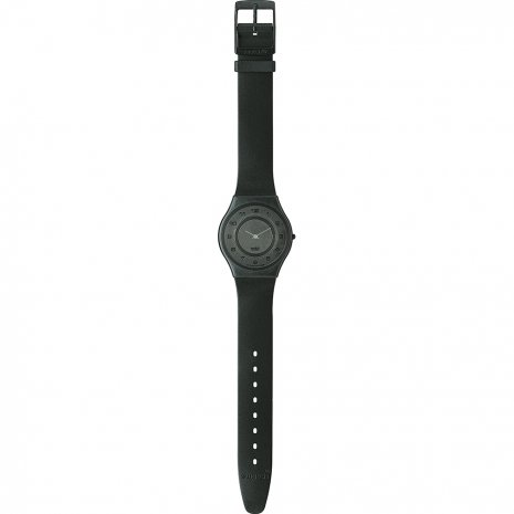 Swatch Black Out Too watch