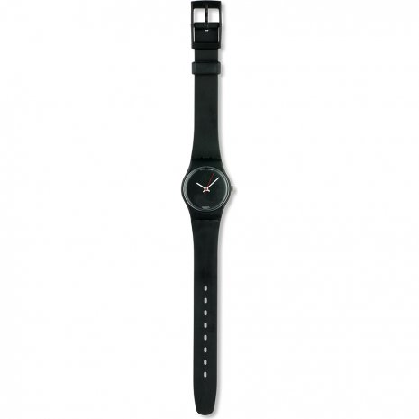 Swatch Black Pearl watch