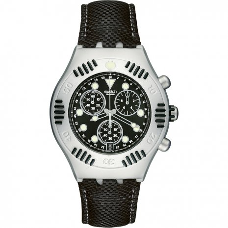 Swatch Black Russian watch