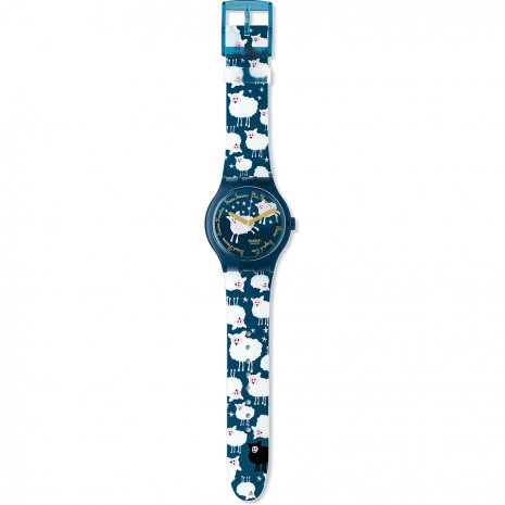 Swatch Black Sheep Too watch