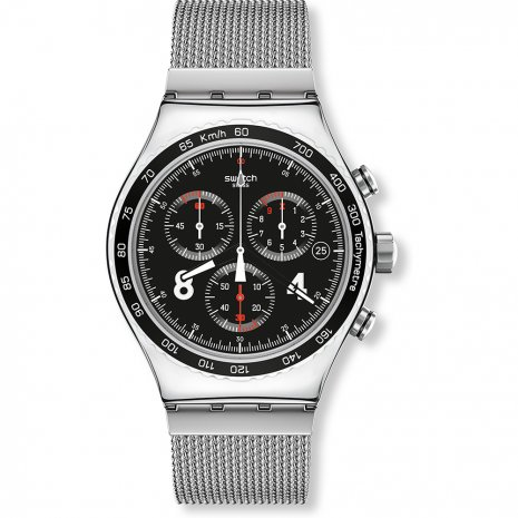 Swatch Blackie watch