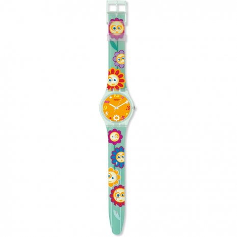 Swatch Bloomy Sunday watch