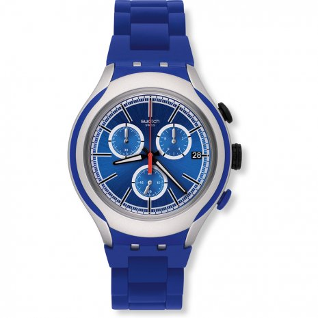 Swatch Blue Attack watch