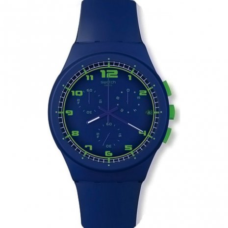 Swatch Blue C watch