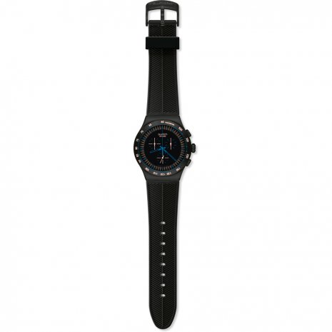 Swatch Blue In Dark watch