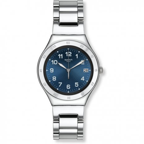 Swatch Blue Pool watch