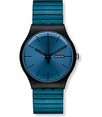 SUOB707B Blue Resolution Small 41mm