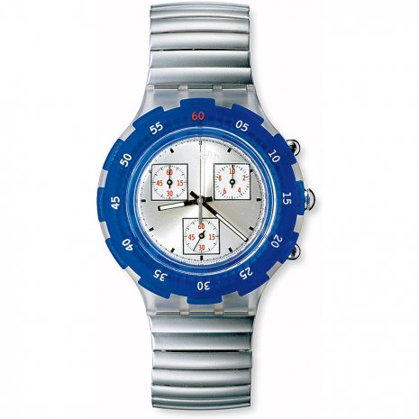 Swatch Blue Ring watch