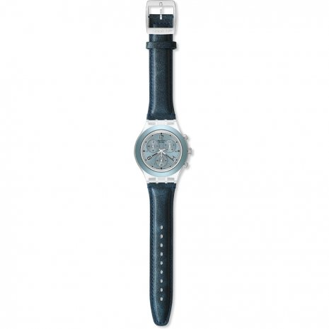 Swatch Blue Traction watch