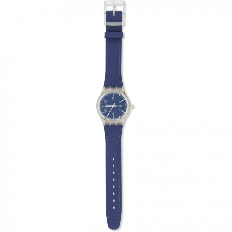 Swatch Blue Vibration watch