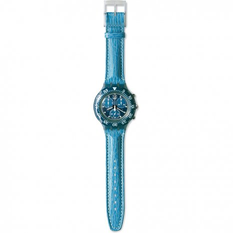 Swatch Blue Wings watch