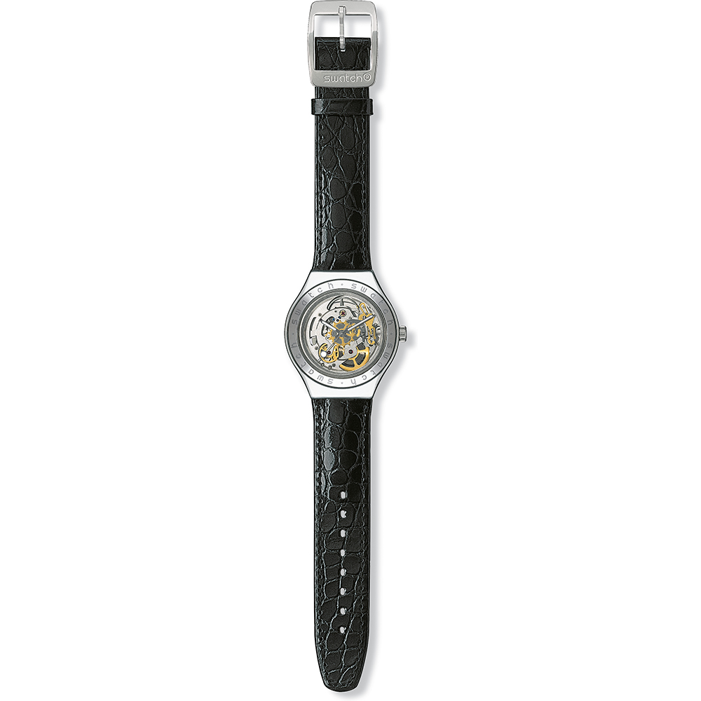 Swatch YAS100 watch - Body And Soul