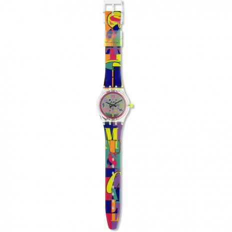 Swatch Boogie Mood watch