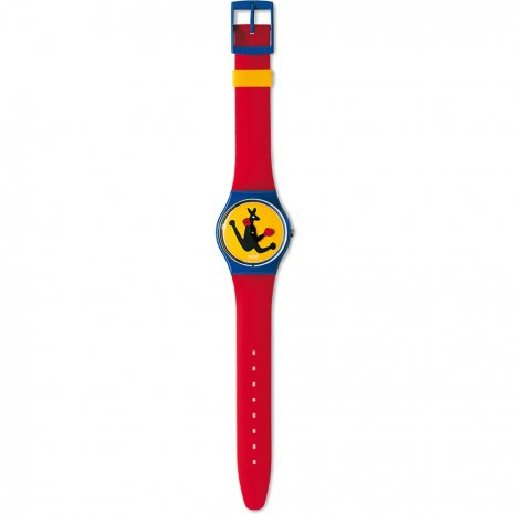 Swatch Boxing watch