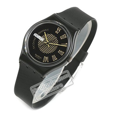 watch black
