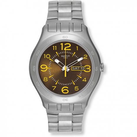Swatch Brown Truffle watch