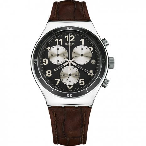 Swatch Browned watch