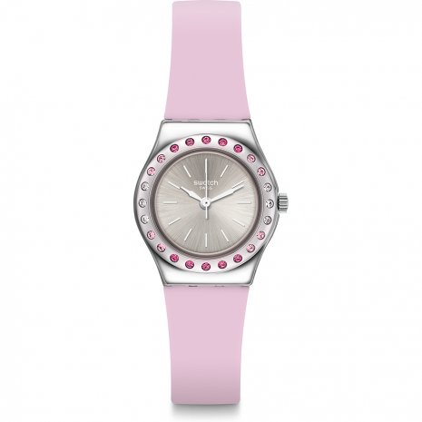 Swatch Camapink watch