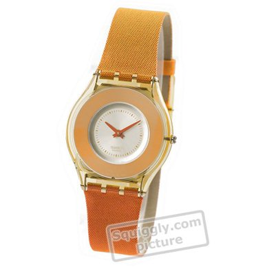 watch orange Quartz