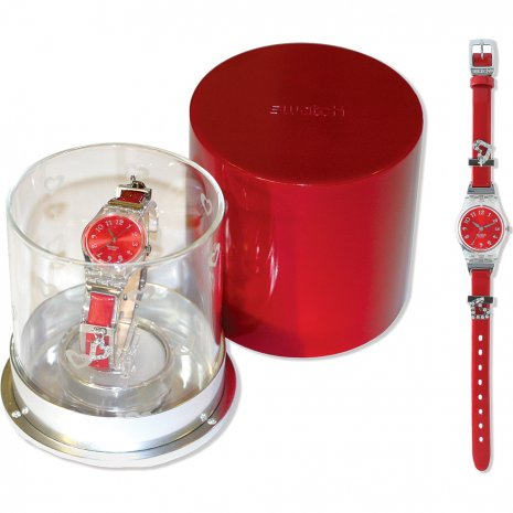 Swatch Candle Dinner watch