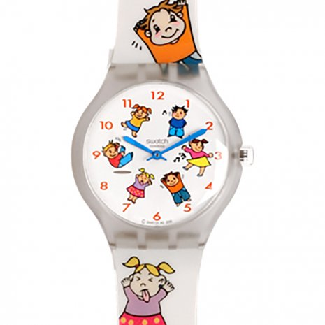 Swatch Casa Do Gil watch