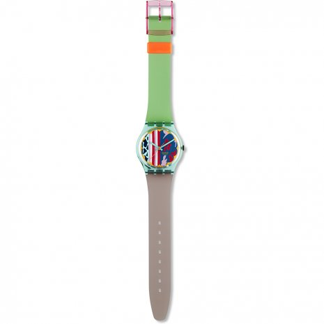 Swatch Casbah GL104 - 1992 Spring Summer Collection