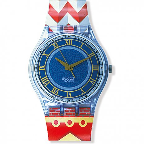 Swatch Cathedral watch