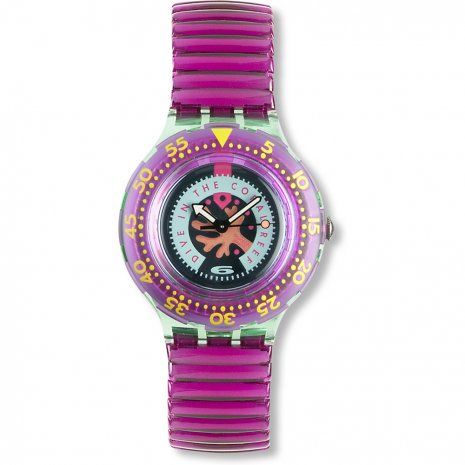 Swatch Cherry Drops watch