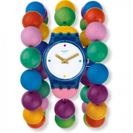 Swatch City Pearls S watch