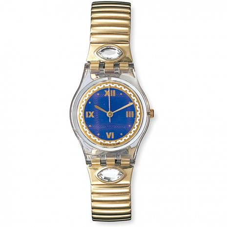Swatch Clear Crystal watch
