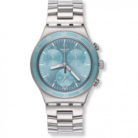 Swatch Clear Water watch