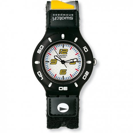 Swatch Climatic Descente watch