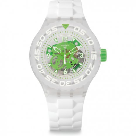 Swatch Chlorofish watch