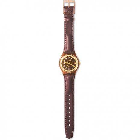 Swatch Coffee Mill watch