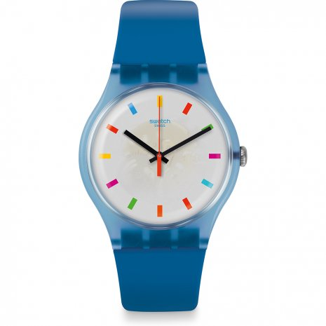 Swatch Color Square watch