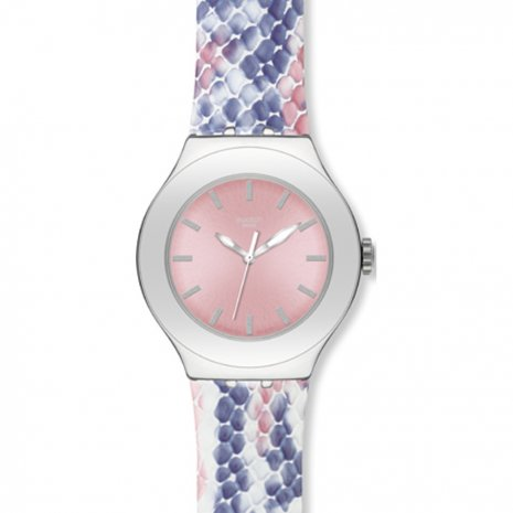 Swatch Coloric Scales watch