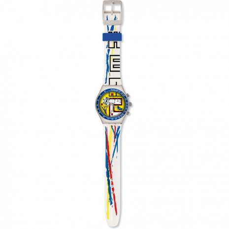 Swatch Colour Rays watch