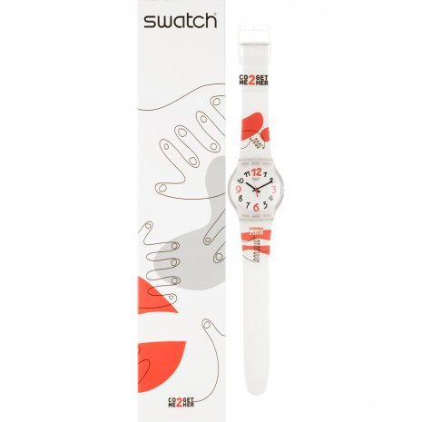 Swatch Come 2gether watch