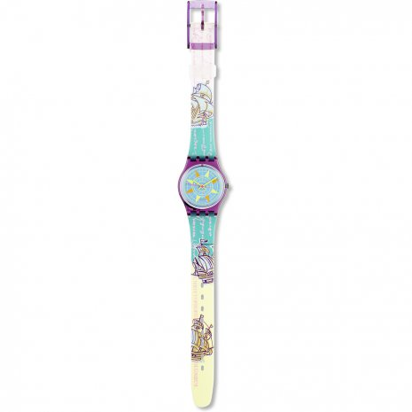 Swatch Compass watch